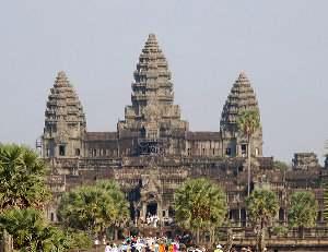 Siem Riep, Angkor wat