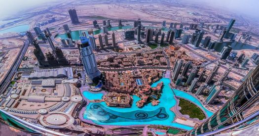 Turismo en Dubái