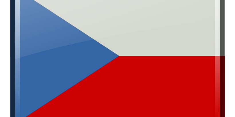 Czechoslovak and Czech flag