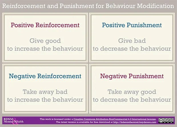 Reinforcement_Punishment