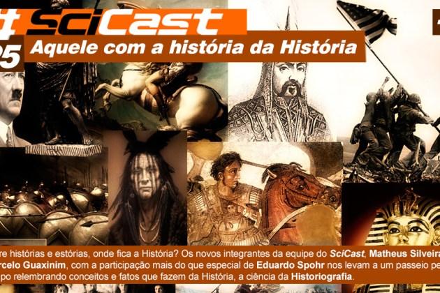 Scicast #25: Historiografia