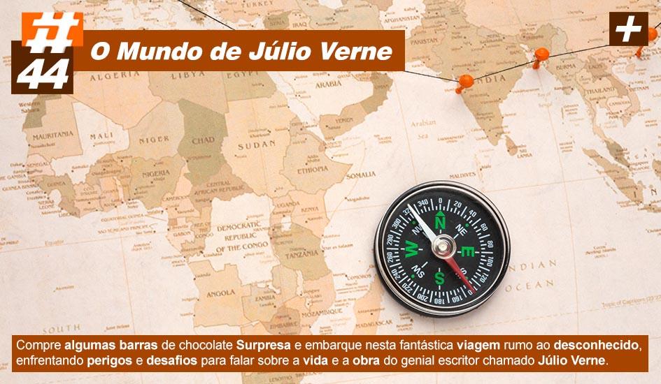 Scicast #44: O Maravilhoso Mundo de Júlio Verne