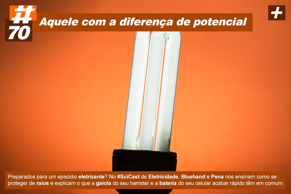 Scicast #70: Eletricidade