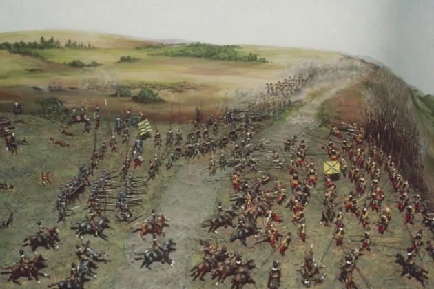 Lembrai-vos da guerra… Batalha de Breitenfeld (1631)