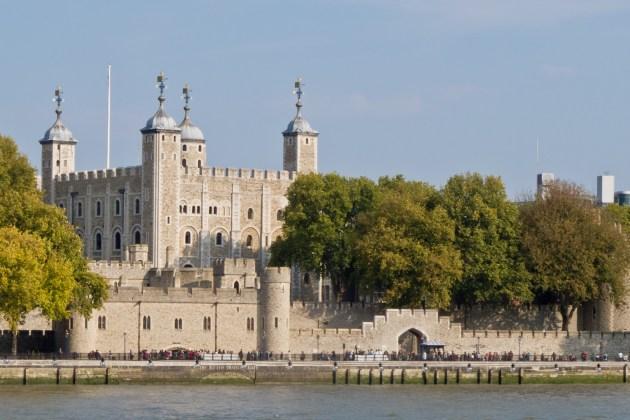 Castelos Medievais: A Torre de Londres