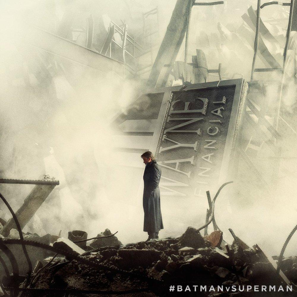 Novo e intenso trailer de Batman Vs Superman