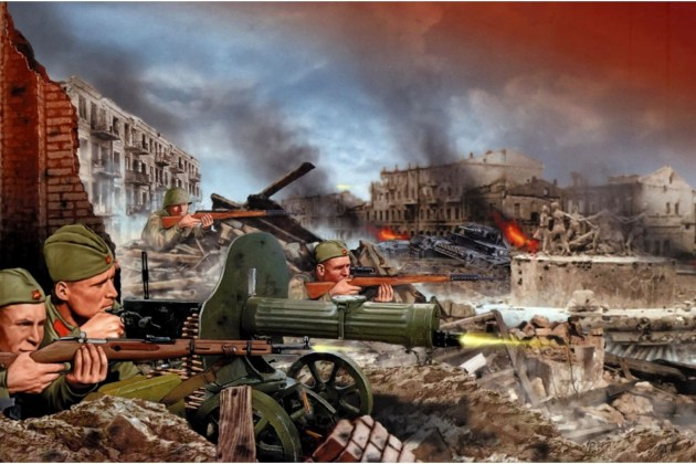 Lembrai-vos da guerra… Batalha de Stalingrado (1942-1943)