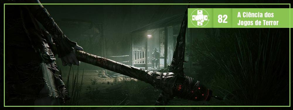 MeiaLuaCast #082: A Ciência dos Jogos de Terror