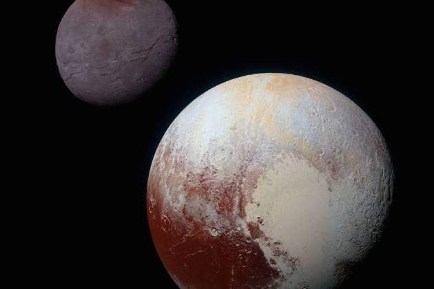 Caronte – A maior Lua de Plutão