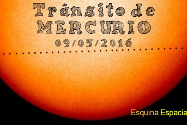 Trânsito de Mercúrio: 09 de maio de 2016