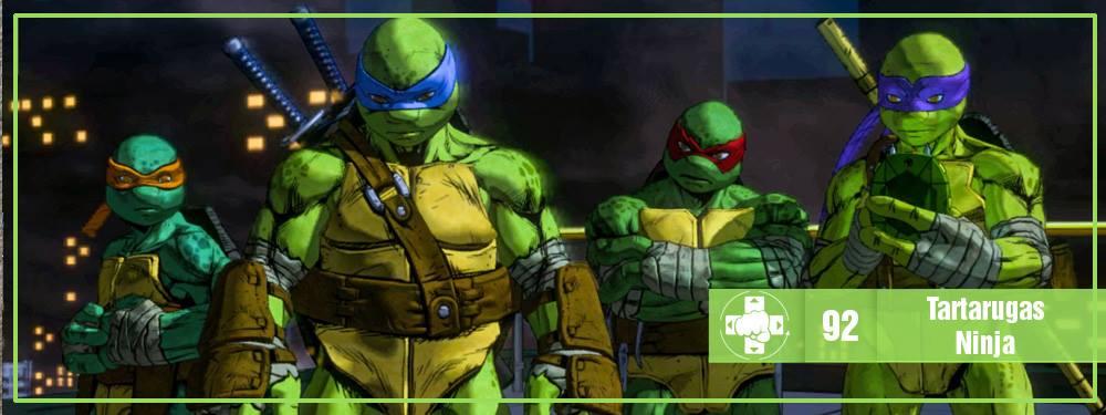 MeiaLuaCast #092: Tartarugas Ninja