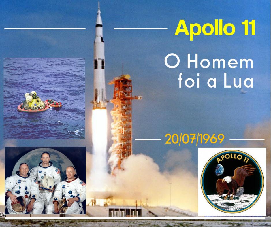 Apolo 11: O Homem foi à Lua