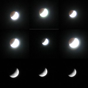 Eclipse Lunar - 03/03/2007