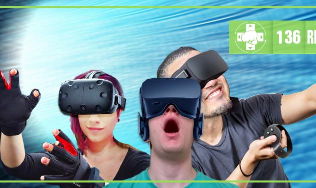 MeiaLuaCast #136: Realidade Virtual e Aumentada