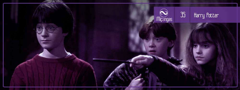 Miçangas #35: Harry Potter e Gandalf contra Valdemar