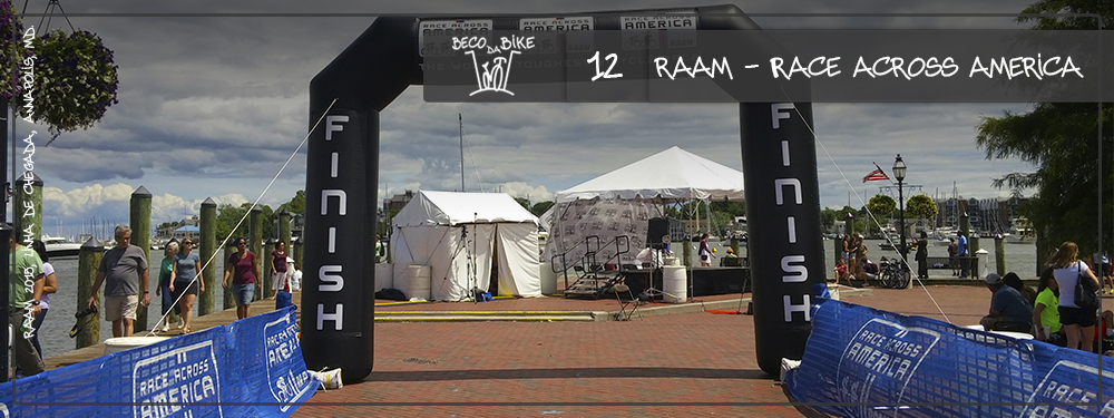 Beco da Bike #12: RAAM – Race Across America