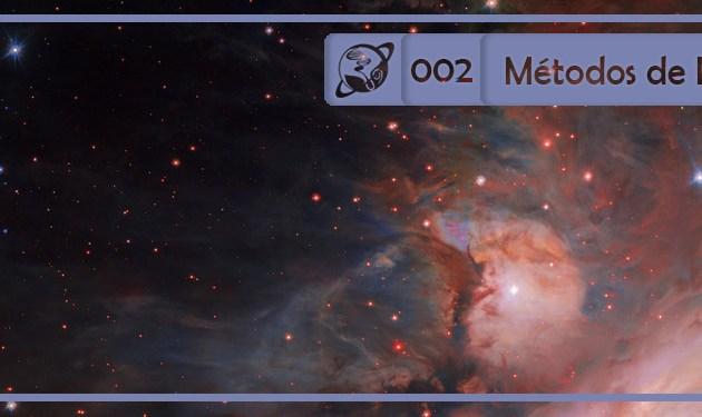 Astrobiologia Raiz #002: Métodos de Detecção