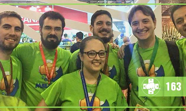 MeiaLuaCast #163: Brasil Game Show 2017