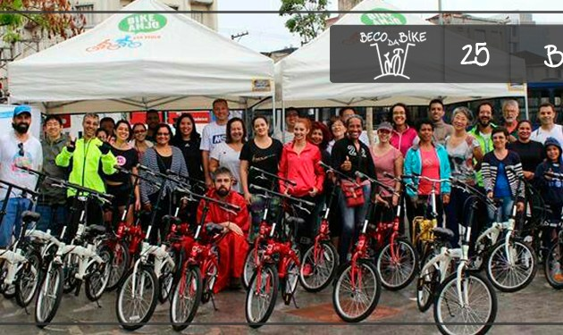 Beco da Bike #25: Bike Anjo