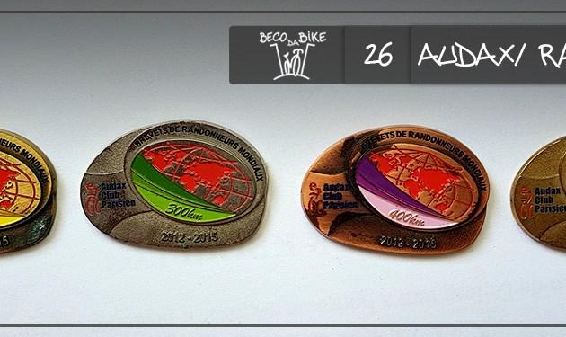 Beco da Bike #26: Audax/Randonneur