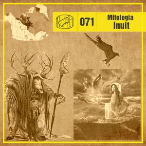 Vitrine Costelas e Hidromel sobre mitologia inuit