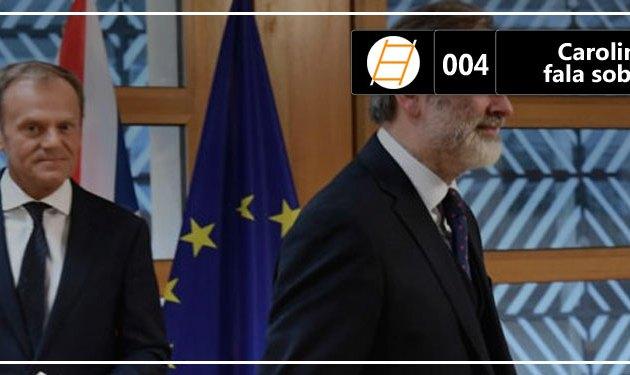 Chute 004 – Carolina Pavese fala sobre o Brexit