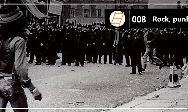Chute 008 – Rock, punk and politics!