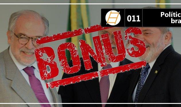 Chute 011 – Episódio Bônus – José Serra, Aloysio Nunes e a política externa nas eleições de 2018!