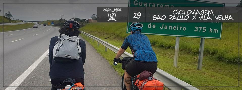 Beco da Bike #29: Cicloviagem São Paulo x Vila Velha