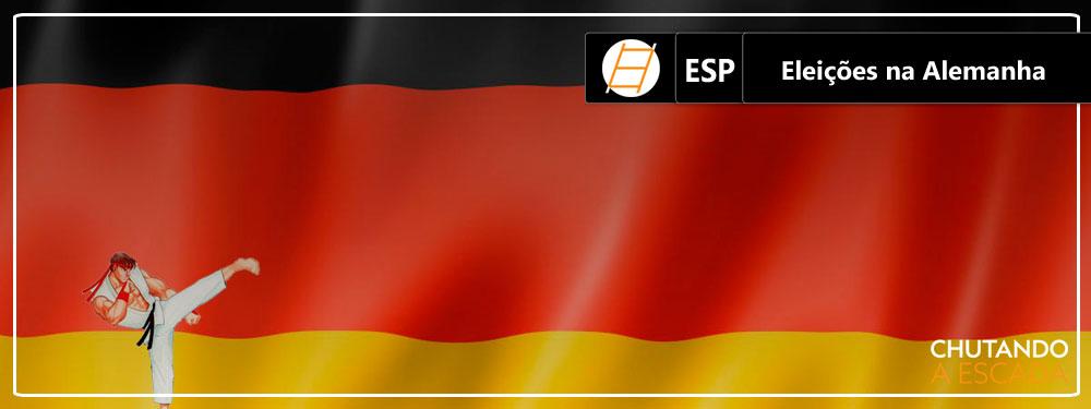 Chute Especial – Eleições na Alemanha