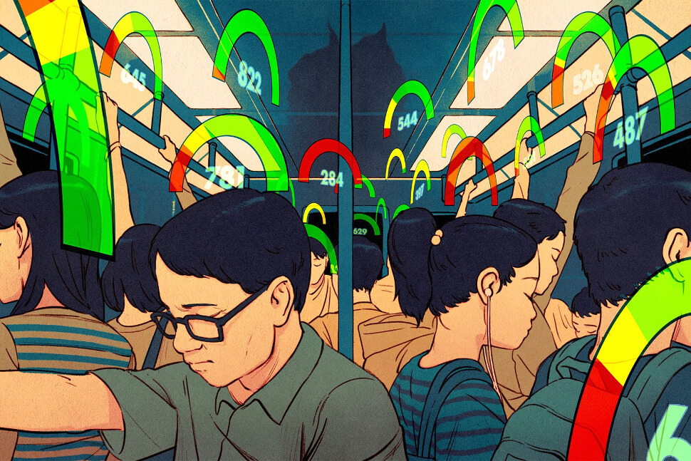 Nada escapará ao olhar do Grande Irmão: sistema de crédito social da China entra em vigor em maio