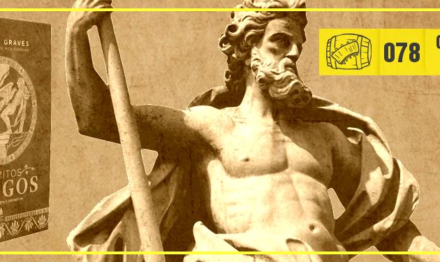 Costelas e Hidromel #078: Os Mitos Gregos e Poseidon