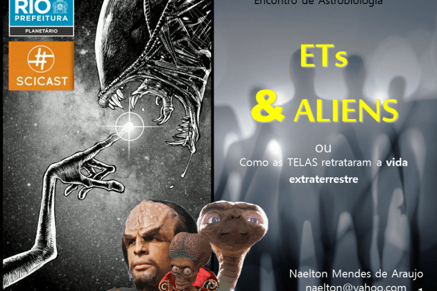 Extraterrestre Bonzinho vs Alienígena Malvado – primeira parte