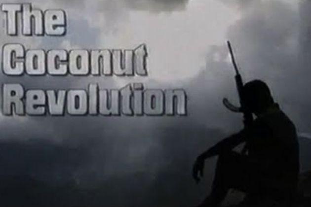 A Revolução dos Cocos de Bougainville