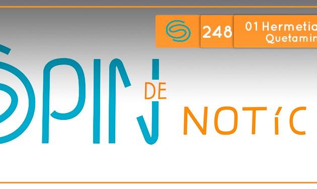 Spin #248: Quetamina, dor e SUS – 01H18 (17/07/18)