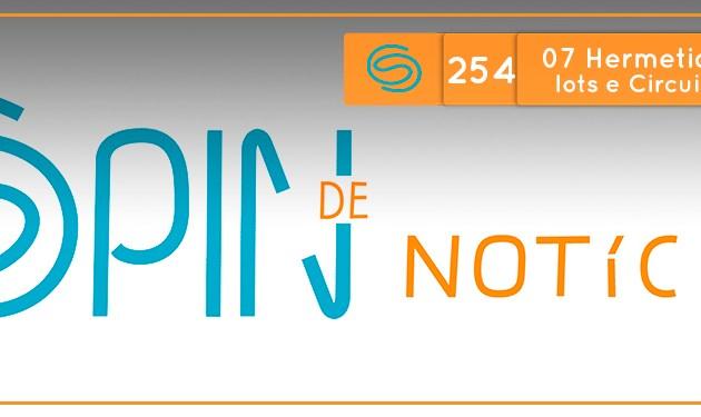 Spin #254: Circuito Integrado, Segurança de IoTs e Números Quânticos – 07H18 (23/07/18)