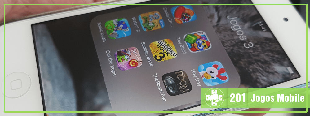 MeiaLuaCast #201: Jogos Mobile