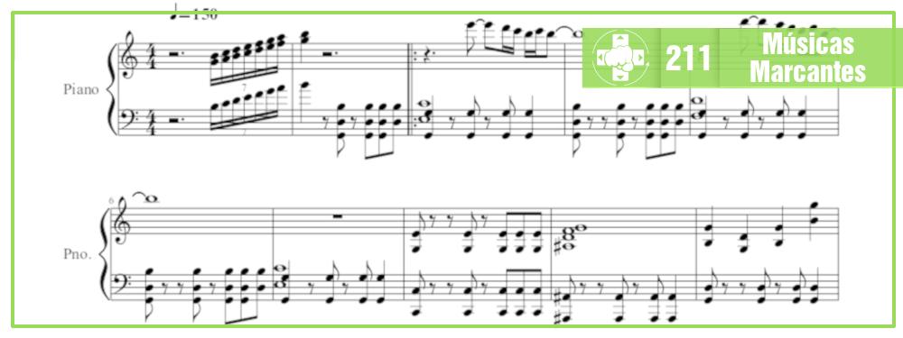 MeiaLuaCast #211: Músicas Marcantes dos Jogos