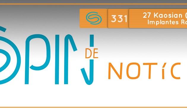 Spin #331: Implantes Robóticos e Criança Robô – 27K18 (07/10/18)