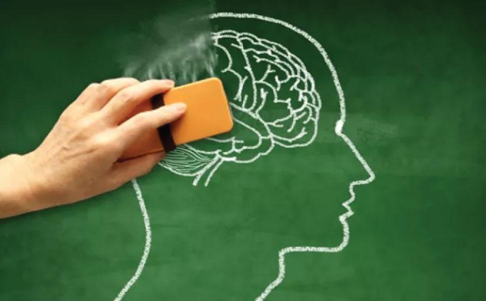 A biologia de como o cérebro se esquece