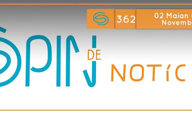 Spin #362: Novembro Azul  – 02M18 (07/11/18)