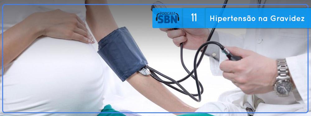 SBN #11: Hipertensão na Gravidez