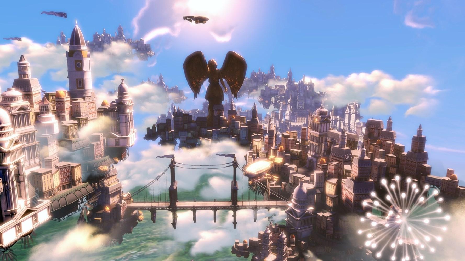 Games no Lab: Cidades flutuantes, foguetes, balões e levitação quântica