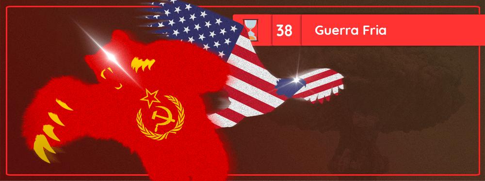 Fronteiras no Tempo #38 Guerra Fria