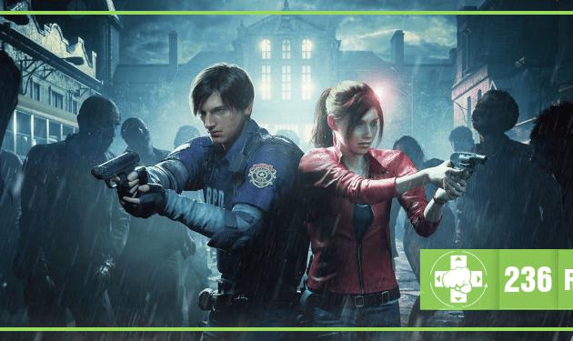 MeiaLuaCast #236: Resident Evil 2