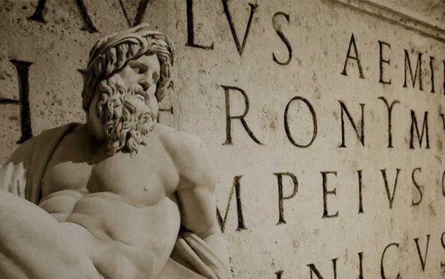 Verbo, Papel e Latim