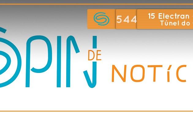O uso de ventosas para o tratamento da Síndrome do Túnel do Carpo – 15 Electran (Spin #544 – 08/05/19)