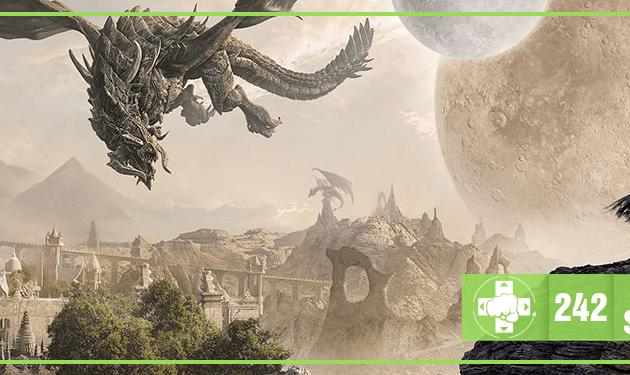 MeiaLuaCast #242: The Elder Scrolls Online
