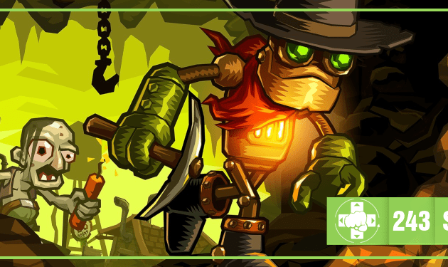 MeiaLuaCast #243: Steamworld
