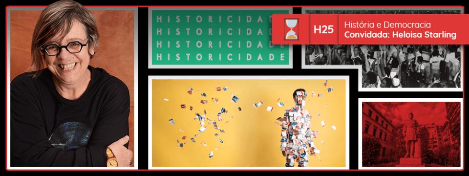 Fronteiras no Tempo: Historicidade #25 História e Democracia
